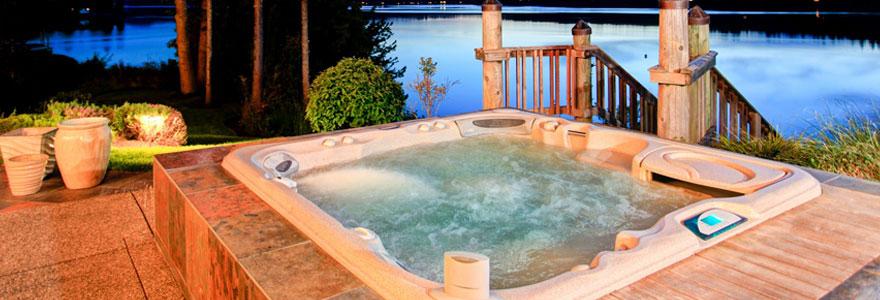 Installer un spa de nage à domicile