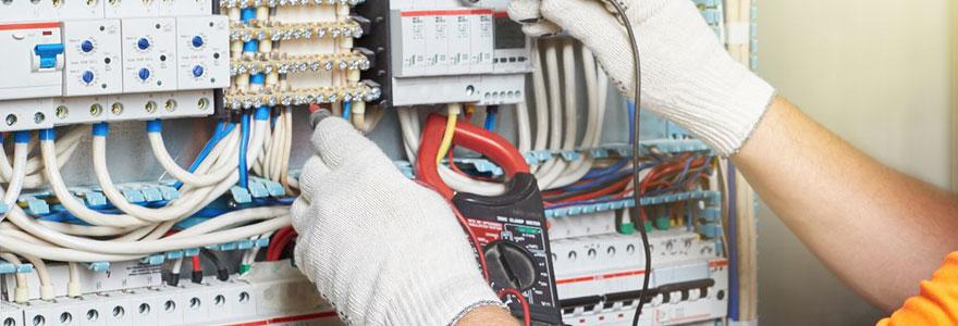 Trouver une entreprise d'électricité