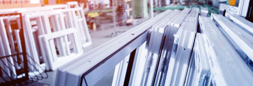 Fenêtre en alu  design et modernité