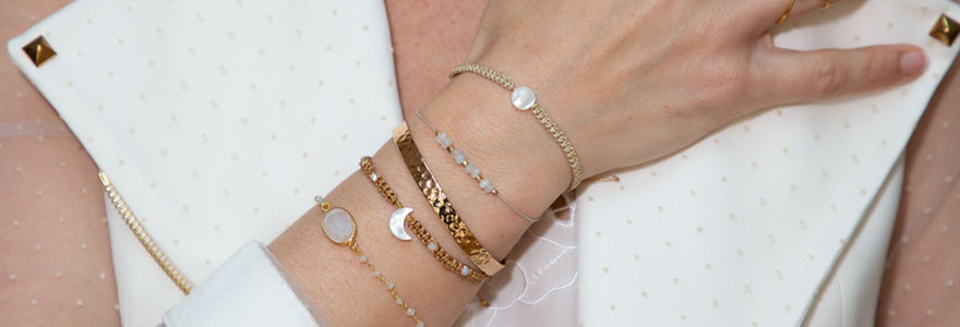Personnalisation de bijoux en ligne