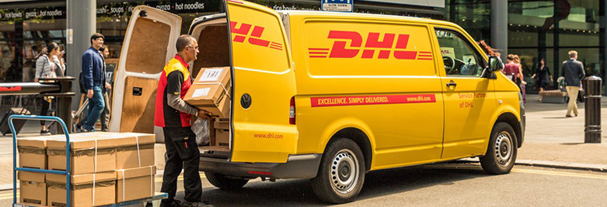 transport DHL