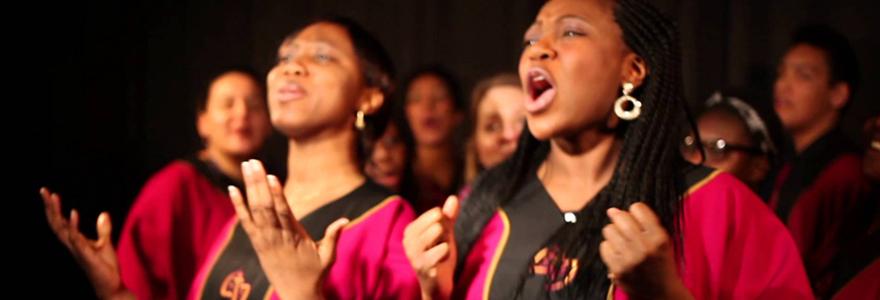 Production événement gospel